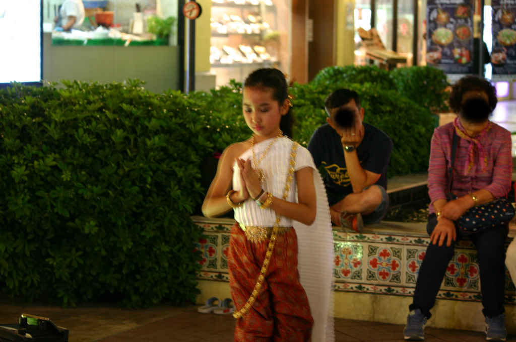 バンコクで見たタイ伝統舞踊と音楽