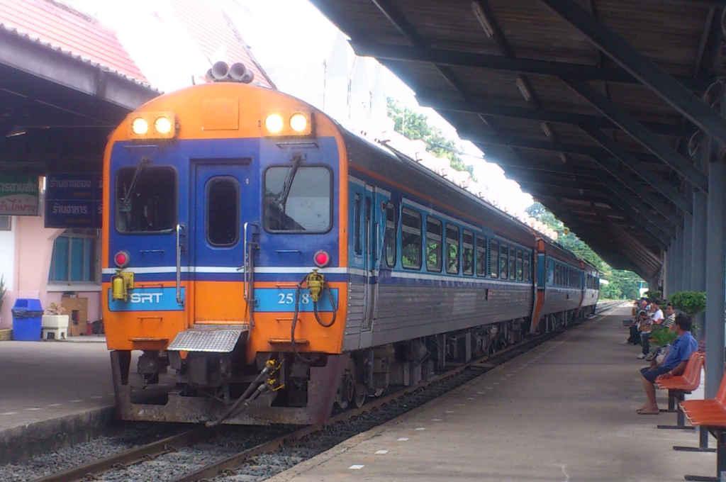 タイ国鉄の特急列車