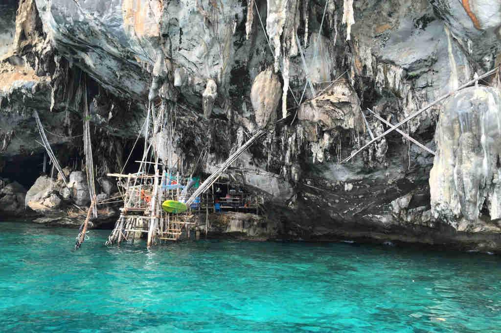 タイのパンガー湾めぐり