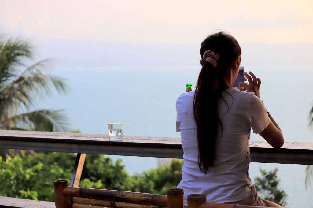 タイパンガン島のMong Lay Restaurant