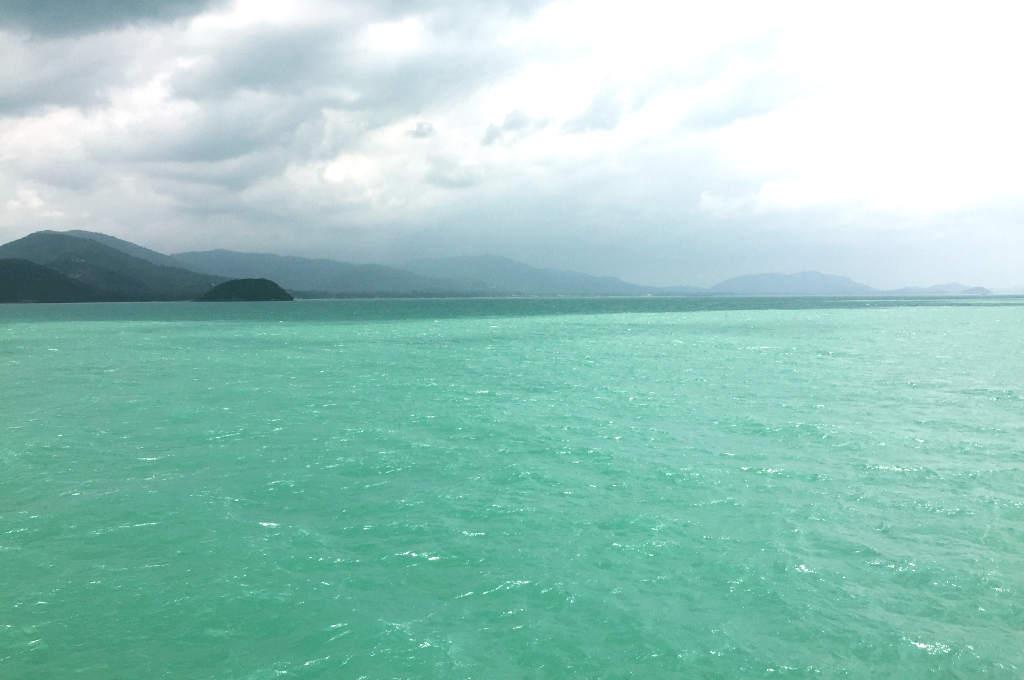 タイのパンガン島
