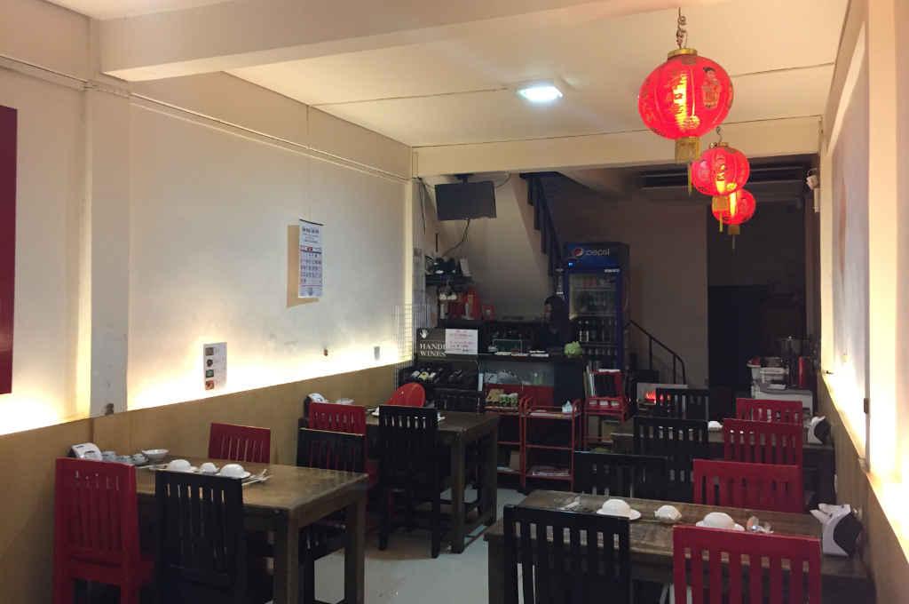 バンコクスクンビット通りソイ41にある中華料理老地方
