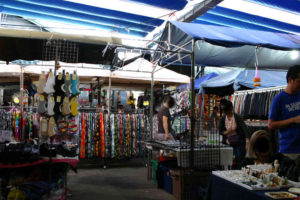 バンコクのチャトゥチャックマーケット