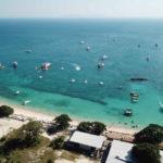 MavicProで空撮したラン島のヌアンビーチ