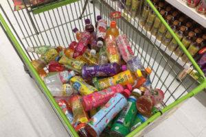 タイのスーパーBIGCで買い物