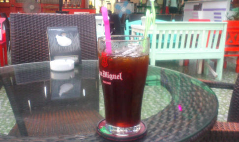 タイで飲むコーヒー