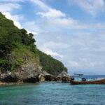 タイのプーケットにある美しい島