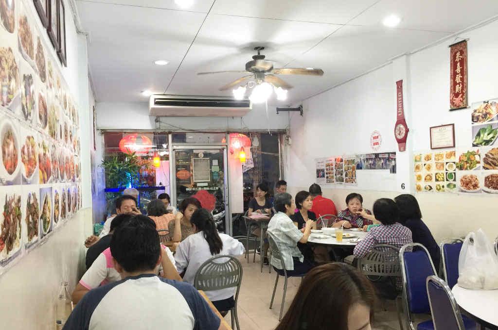バンコクの北京餐館