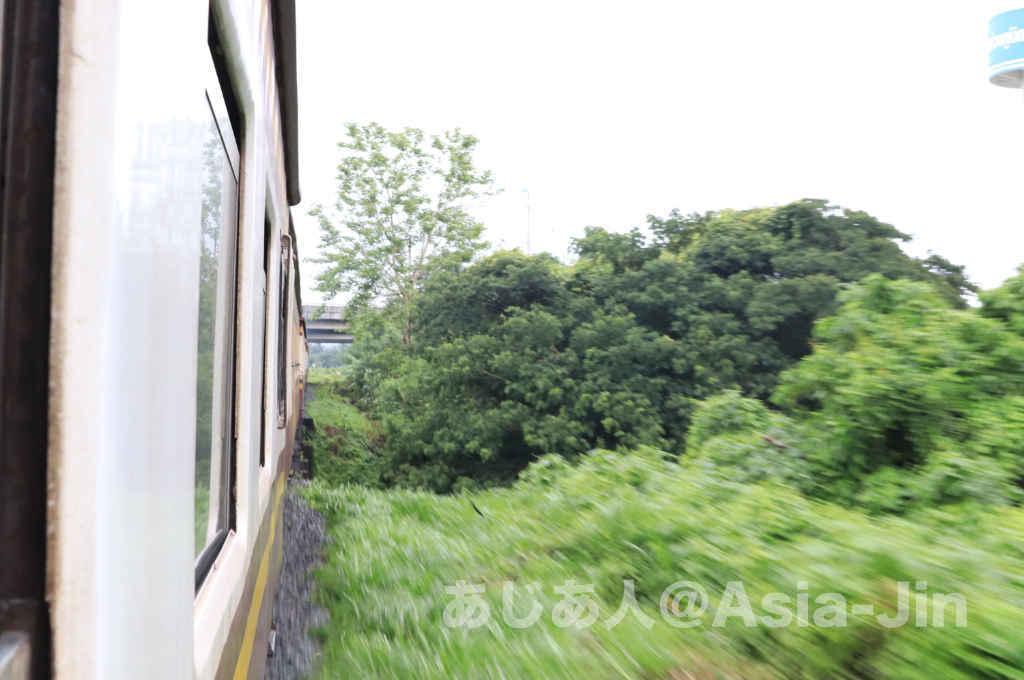 タイ国鉄の寝台急行