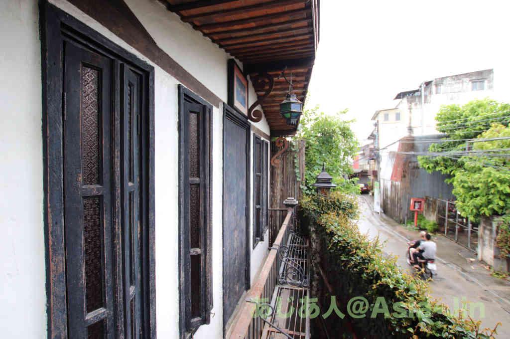 チェンマイの古民家ホテル「ナイブティックハウス(Nai Boutique House)」