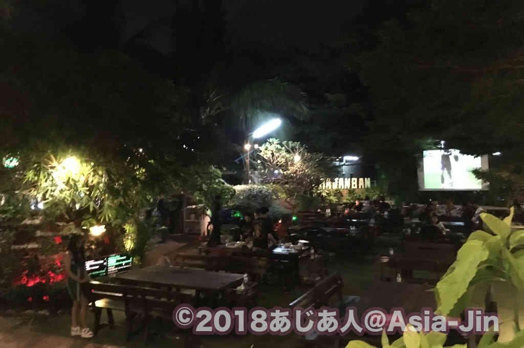 パタヤのローカルレストラン「プラジャンバーン」