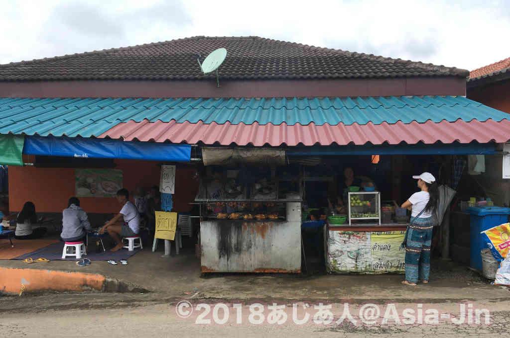メーサロンでナムニョオを食べられる食堂「ガイムン」