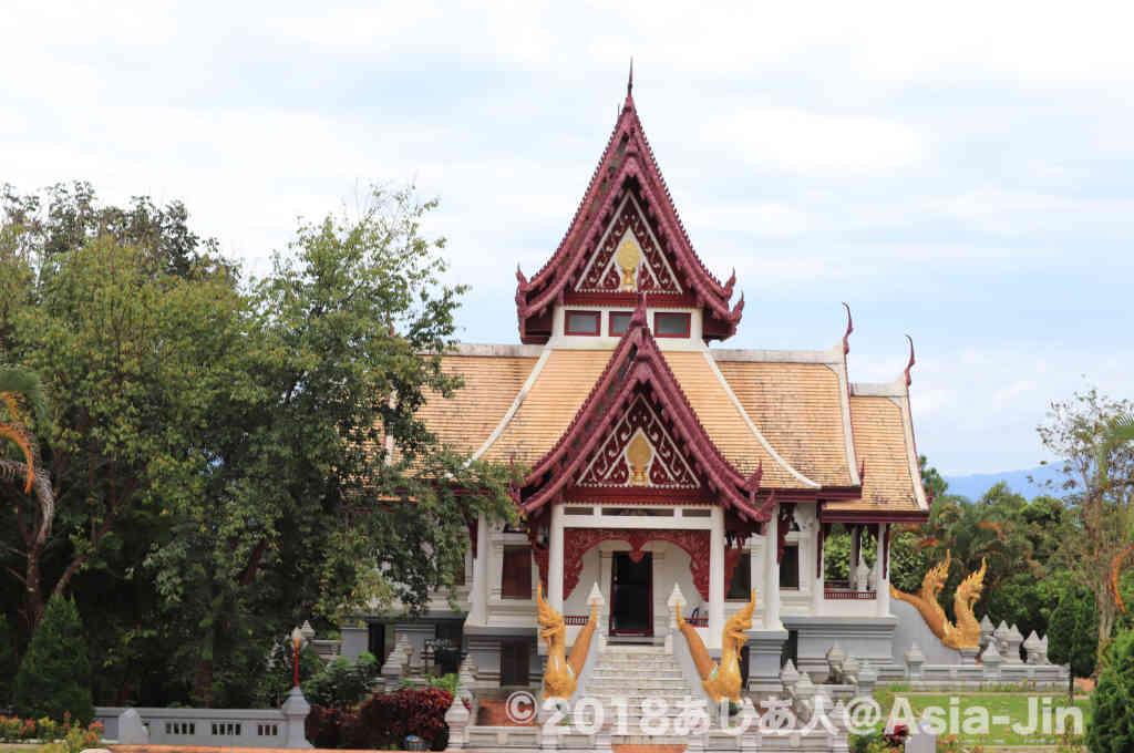 「シーナカリン・サースティット・マハーサンティキリー寺院」