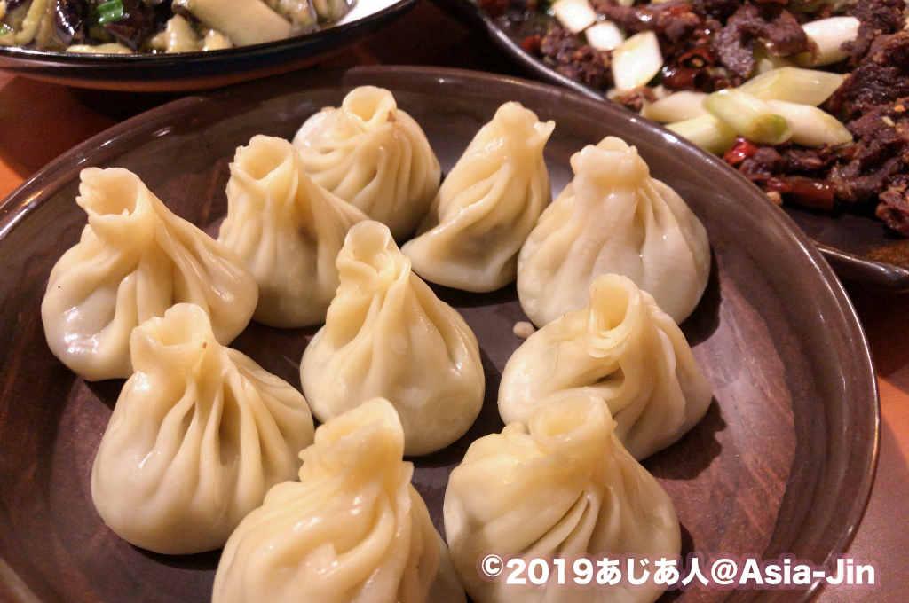 成都で食べるチベット料理「阿热藏餐」