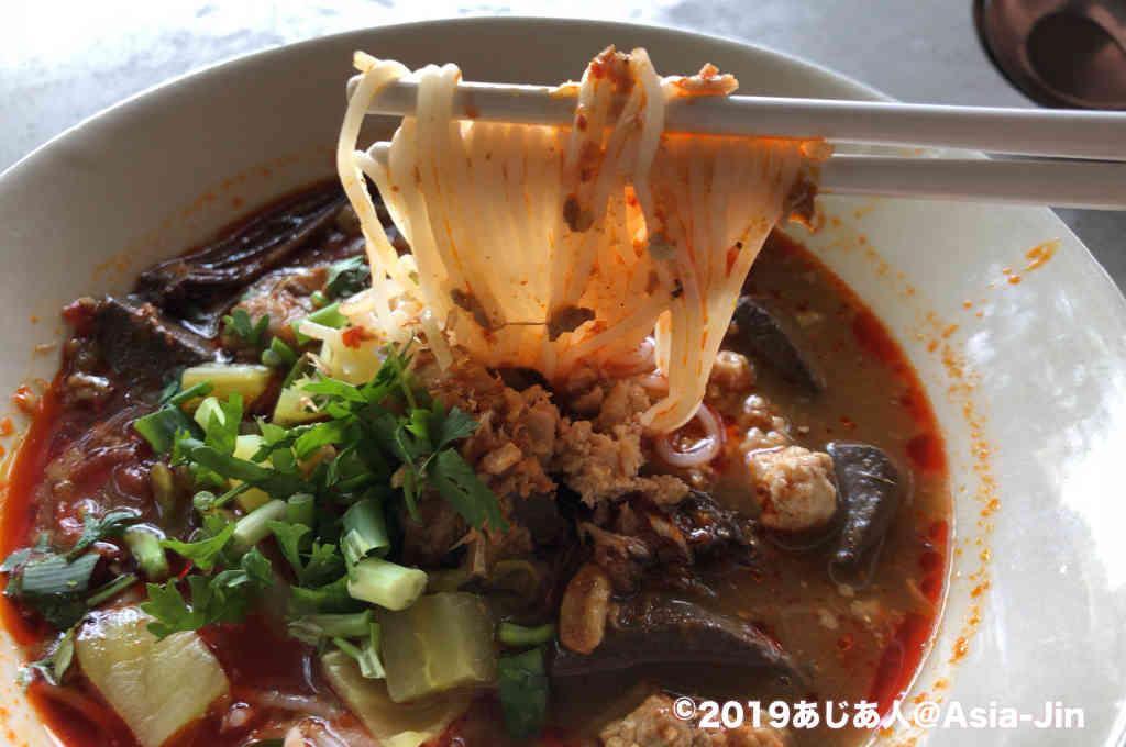 チェンマイの北部料理が美味しいレストラン