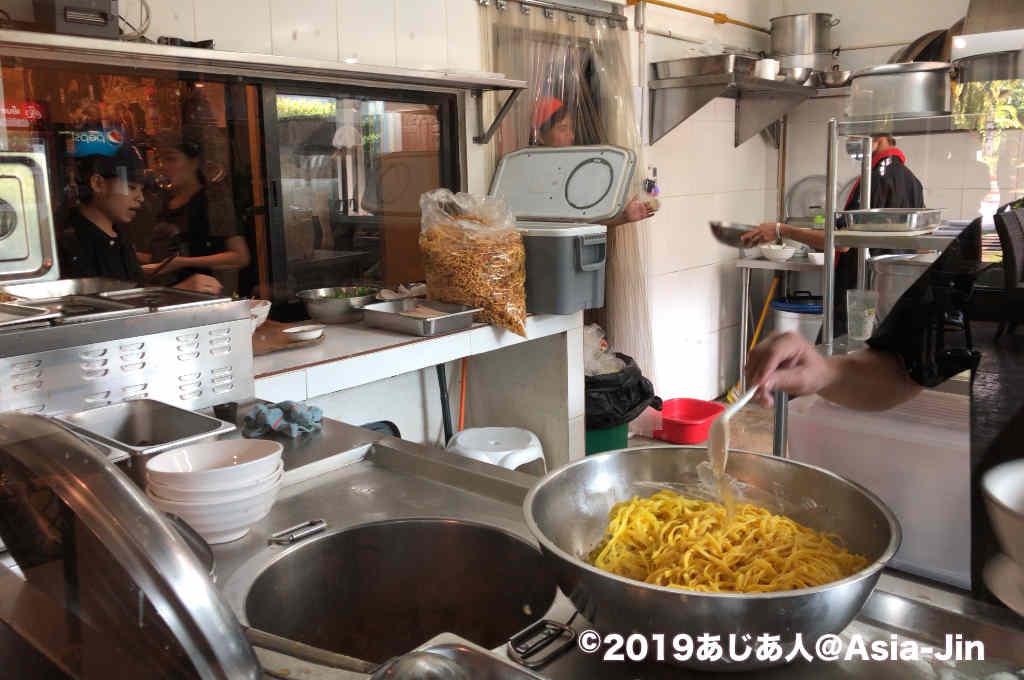 チェンマイの新名店「カオソイニンマン」