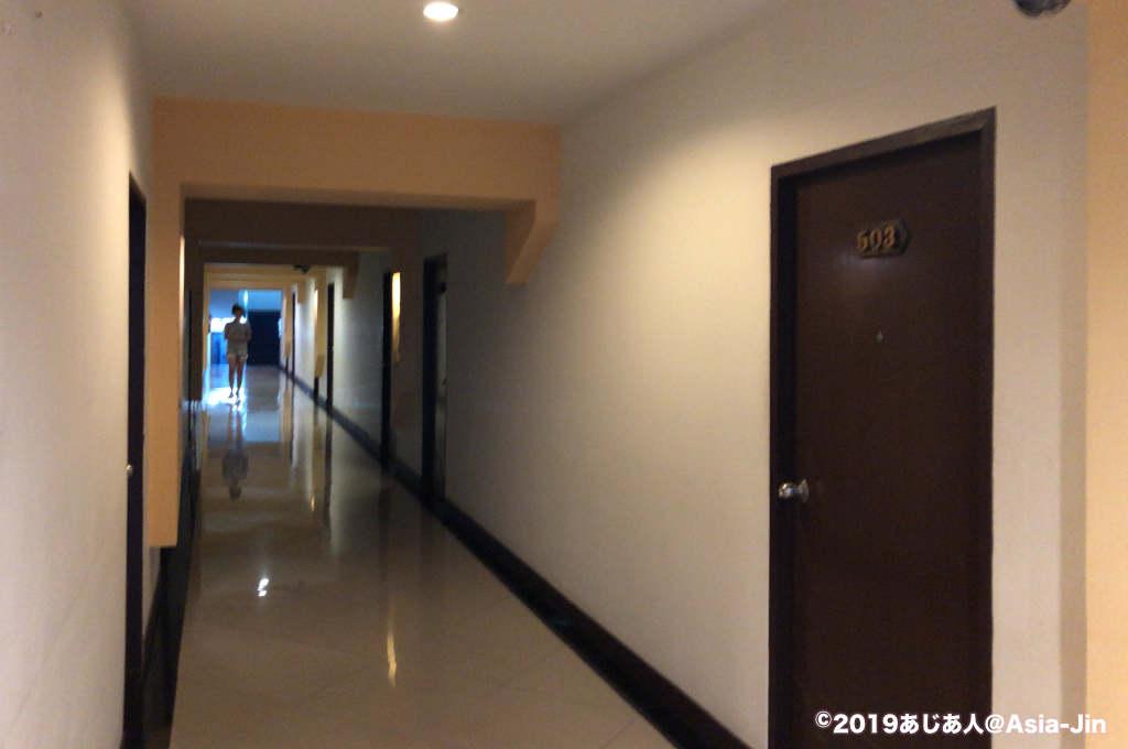 チェンマイ・ブアラヤホテル