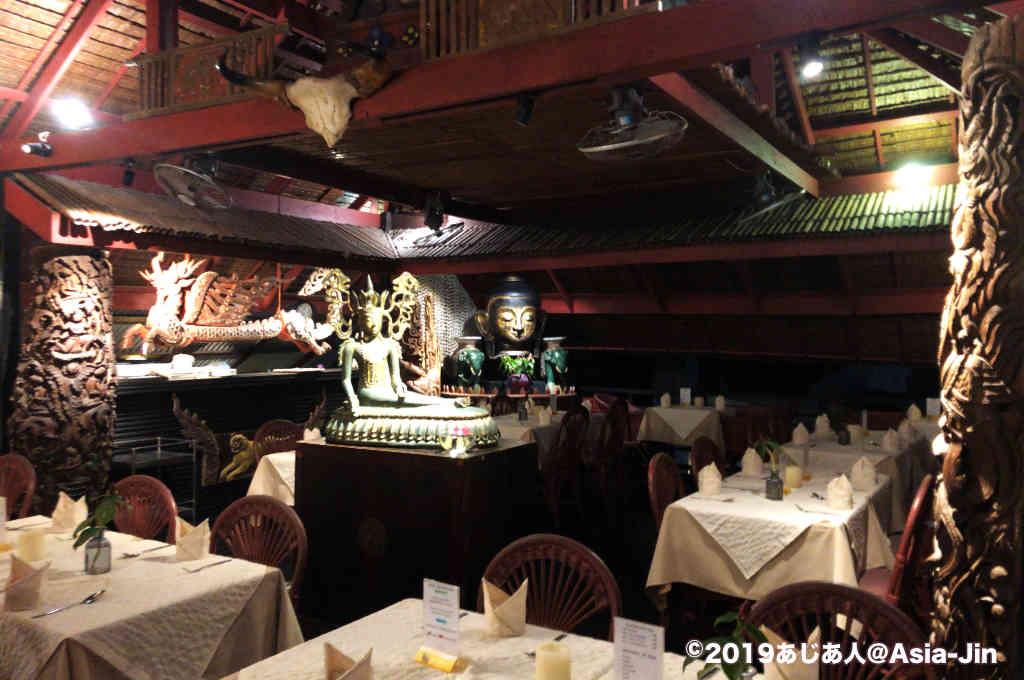 カタビーチのレストラン「カンポン・カタ・ヒル」