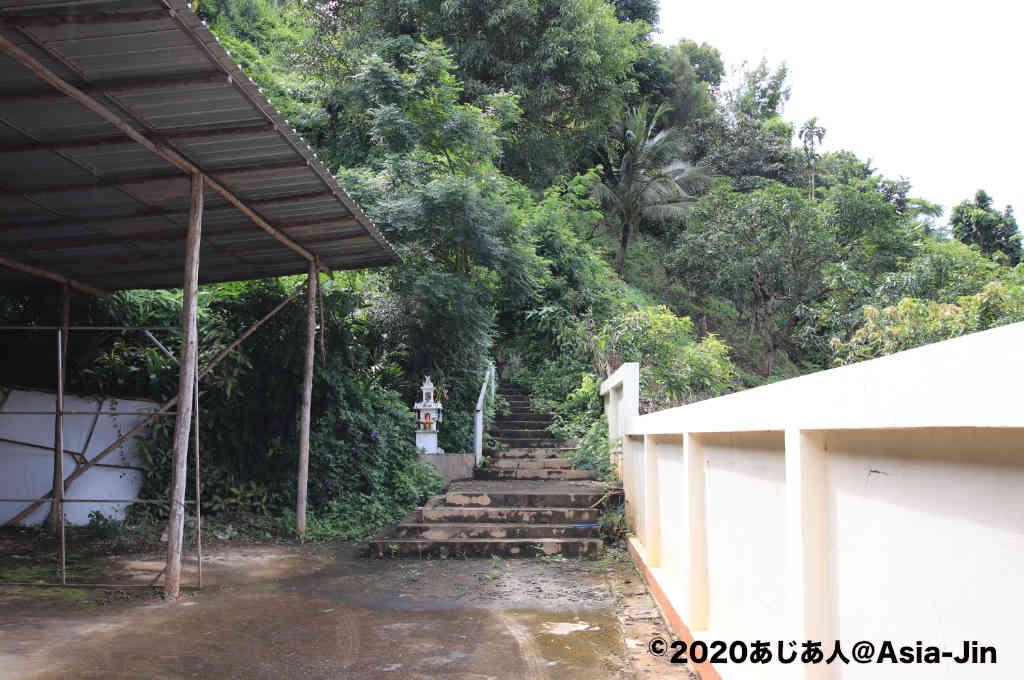 チェンマイ県最北の町タートン