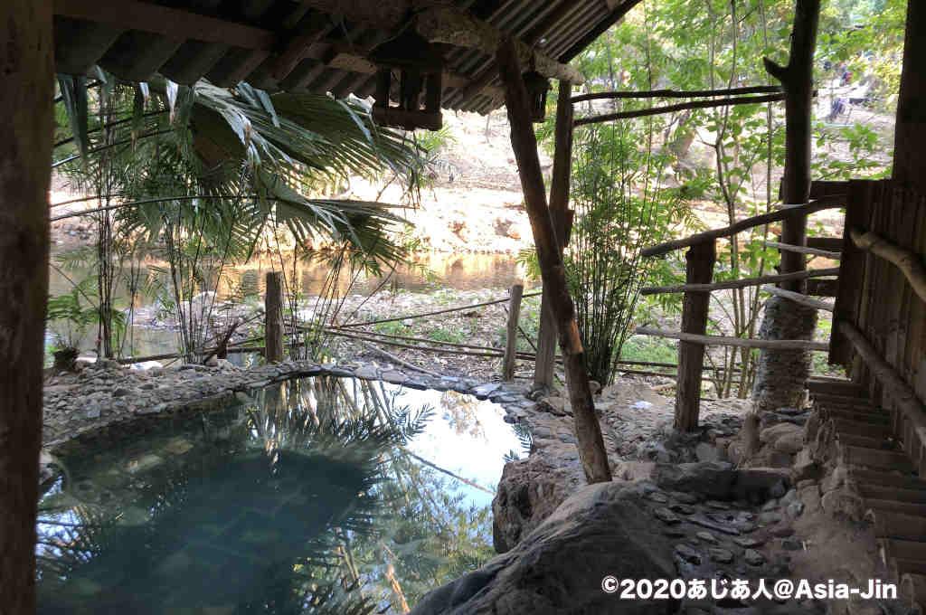 チェンダオの土管温泉とほたるの湯